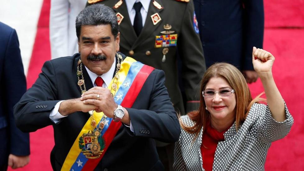 Estados Unidos anuncia nuevas sanciones contra Maduro y su círculo más cercano