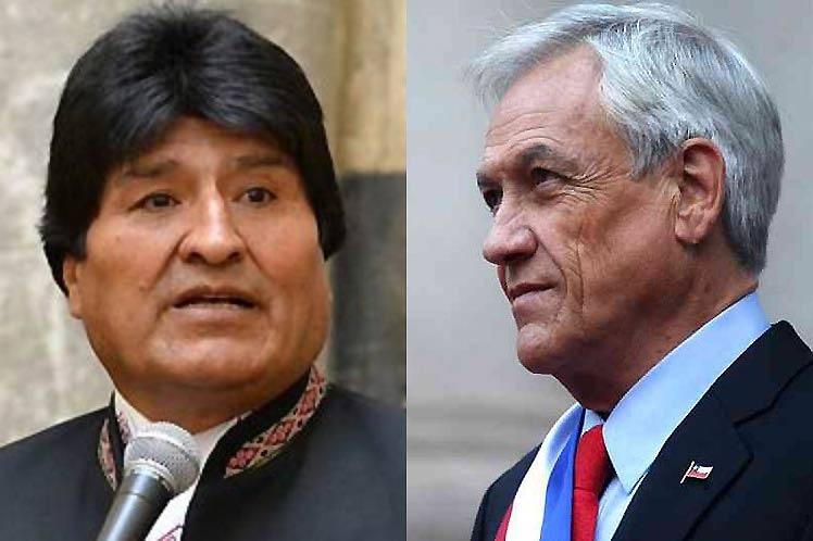 Bolivia invita a Chile a dialogar