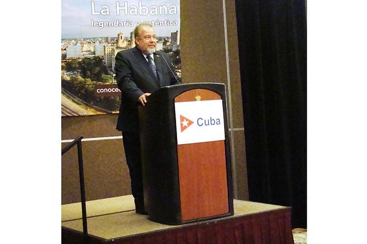 Cuba lista para próxima temporada turística, afirma ministro cubano
