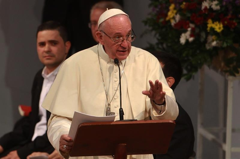 El papa Francisco compara el abortocon contratar unsicario