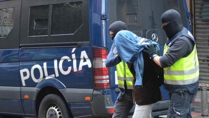 Apresan dominicano ligan a narcos en España