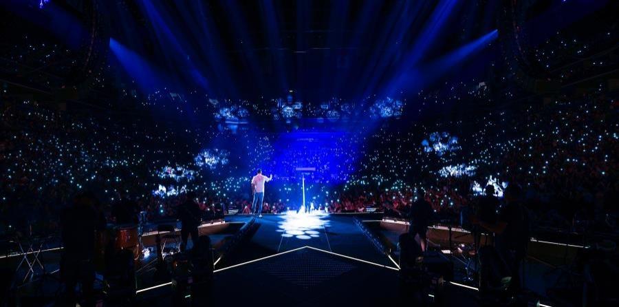 """Anthony Romeo Santos traerá el """"Golden Tour"""" a la isla de Puerto Rico"""