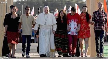 El Papa apretó el freno y sobre la homosexualidad vale siempre el Catecismo