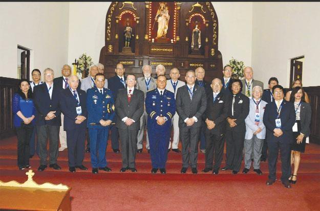 Comando Aéreo FARD conmemora 60 aniversario de su creación