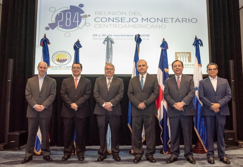 El CMCA celebró 284ª Reunión en República Dominicana para abordar nuevos contextos macroeconómicos y financieros