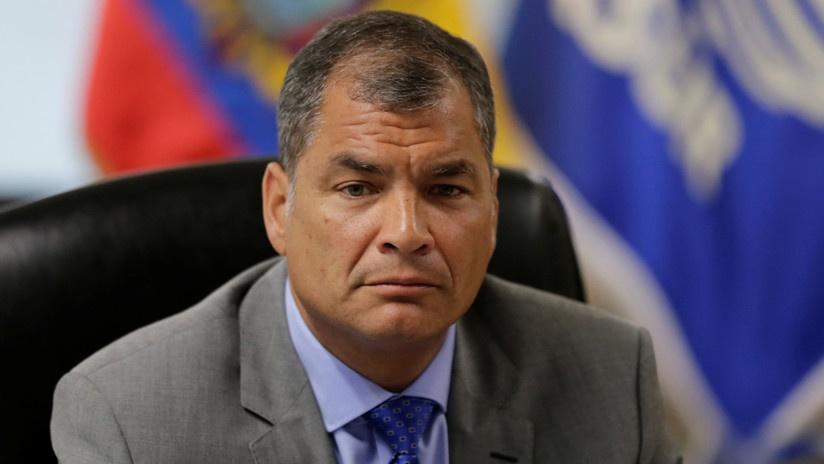 La Corte Nacional de Justicia llama a juicio a Rafael Correa por el 'caso Balda'