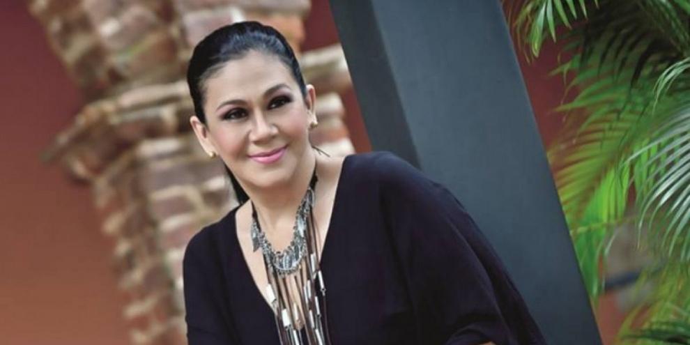 La exquisita cantante Maridalia Hernández presentará un super concierto en el Teatro La Fiesta