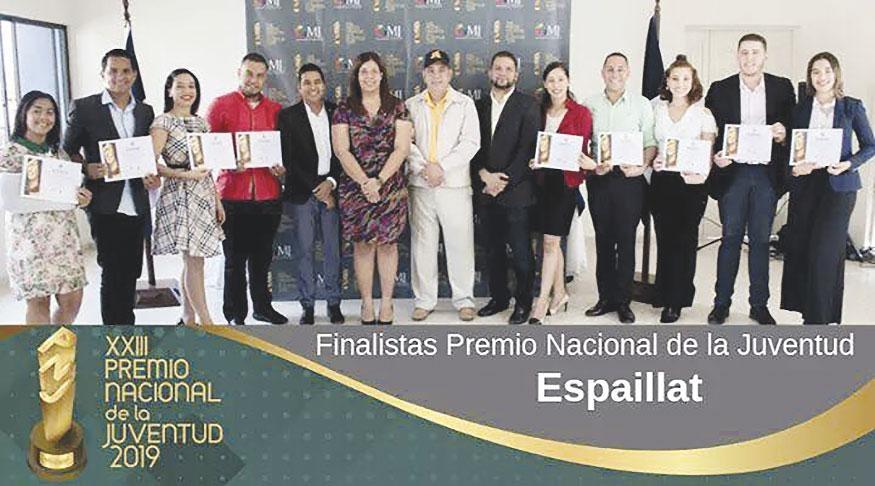 Escogen candidatos en Moca para Premio Nacional de la Juventud