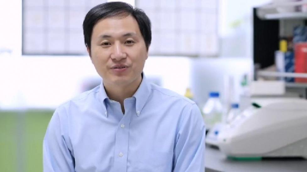 Médico investigador chino alega haber creado bebés editados genéticamente para resistir VIH