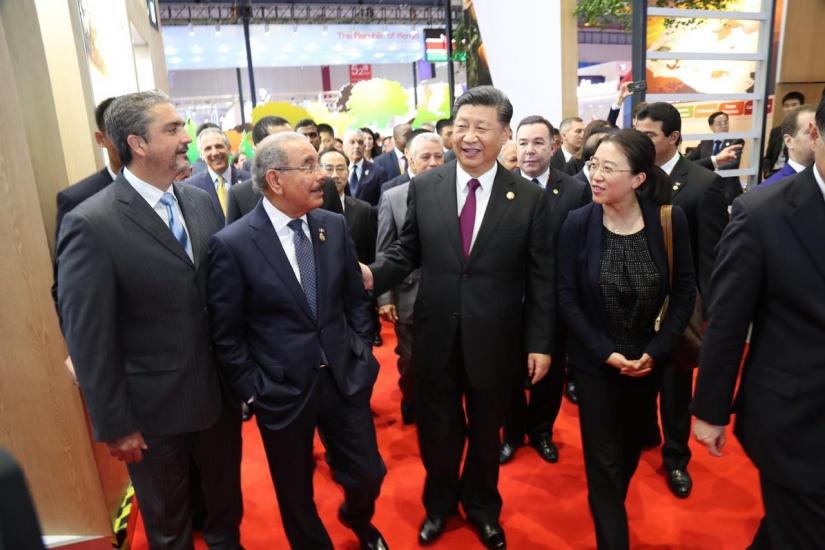 Presidente Danilo Medina retorna hoy de su importante viaje a China
