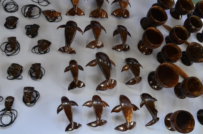 Artesanos de Samaná buscan desarrollar artesanía para atraer turistas