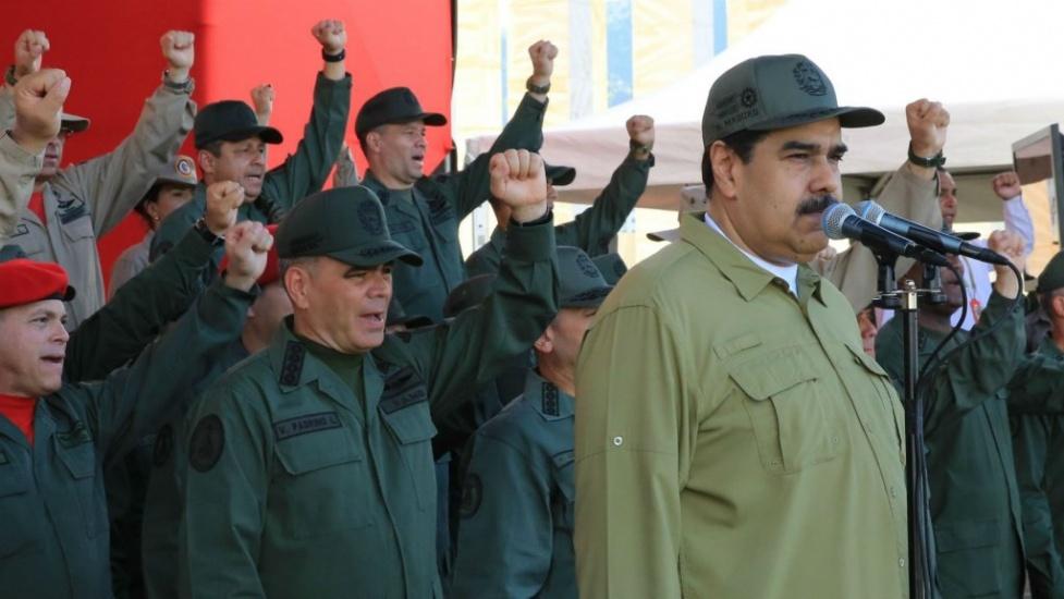 Maduro crea plan anticorrupción dedicado a los