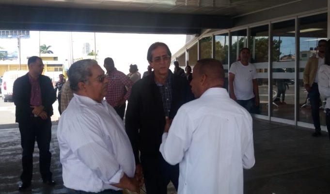 Ministro de la Presidencia supervisa hospitales del Gran Santo Domingo durante feriado de Navidad