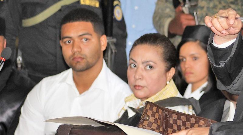 Cinco horas duró la lectura integra del fallo contra Marlon y Marlin Martínez