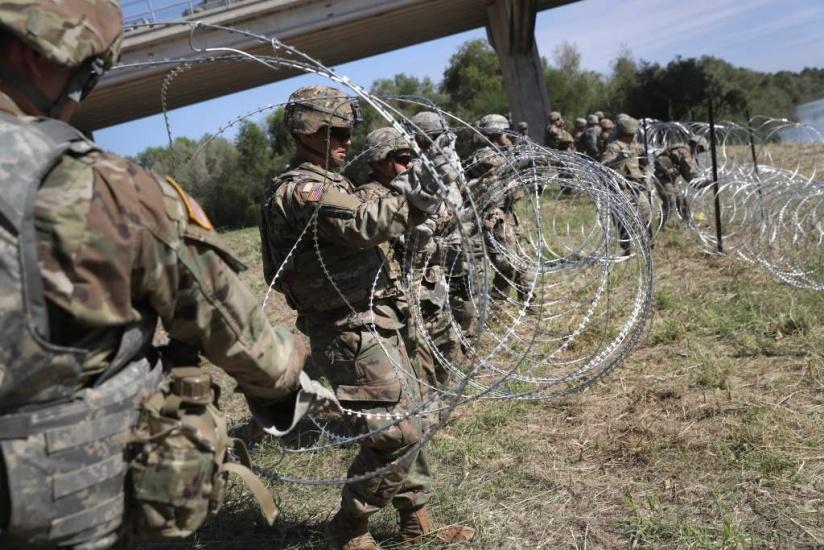 Trump cerrará la frontera con México si continúa el cierre de Gobierno