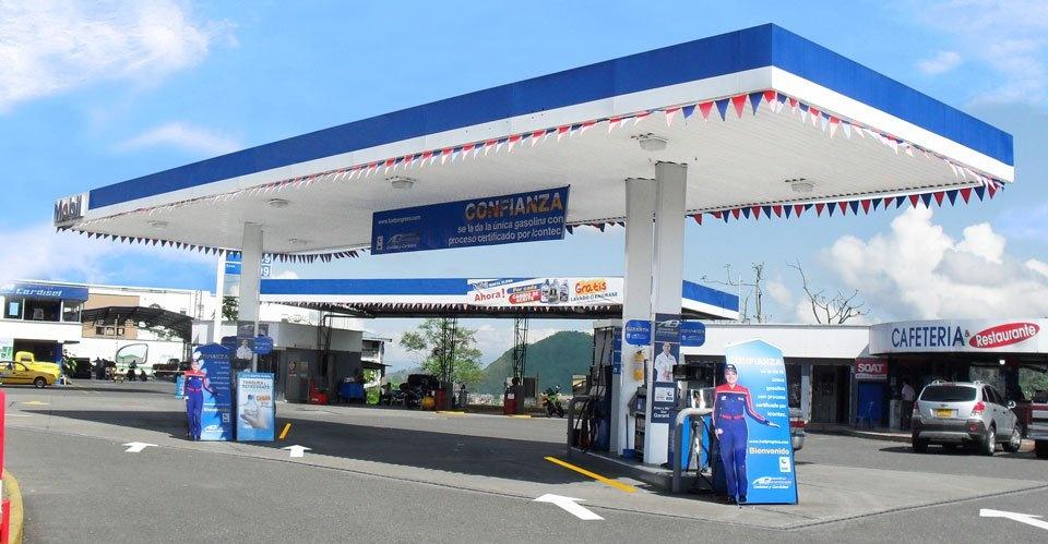 Industria y Comercio anuncia baja en los precios de los combustibles
