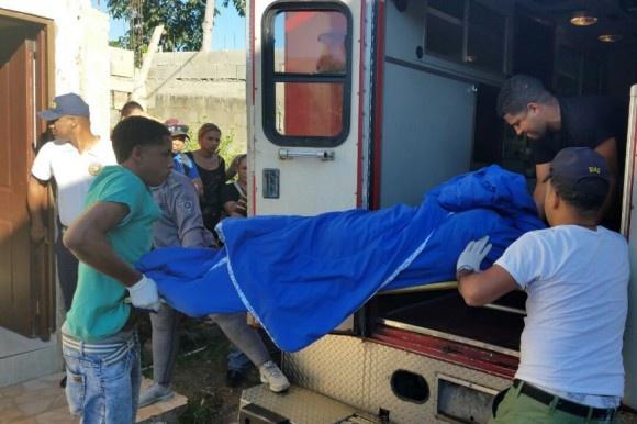 Un raso policial mató su compañero y se suicidó en La Vega