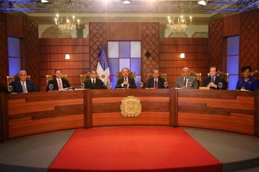 En segundo día de evaluaciones 12 aspirante al Tribunal Constitucional fueron entrevistados