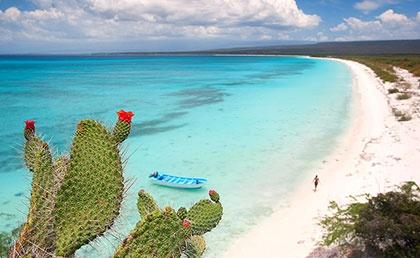 Gobierno anuncia plan desarrollo turístico en Bahía de las Águilas