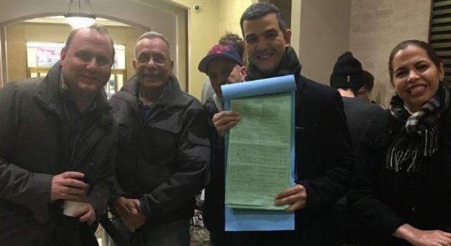 Concejal Ydanis Rodríguez oficializa su candidatura Defensor del Pueblo NYC