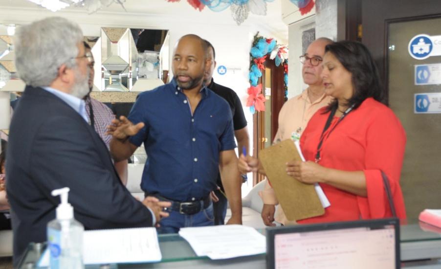 Salud Publica y MP clausuran clínica DermoStecti Laser Clinic MB donde operaron joven fallecida