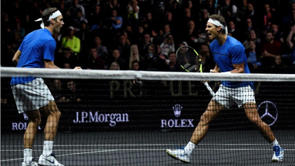 Rafael Nadal y Roger Federer conocen a rivales para la primera ronda