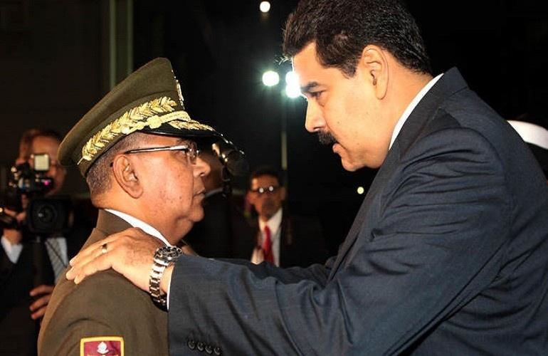 Maduro da 48 horas al Grupo de Lima para rectificar su postura