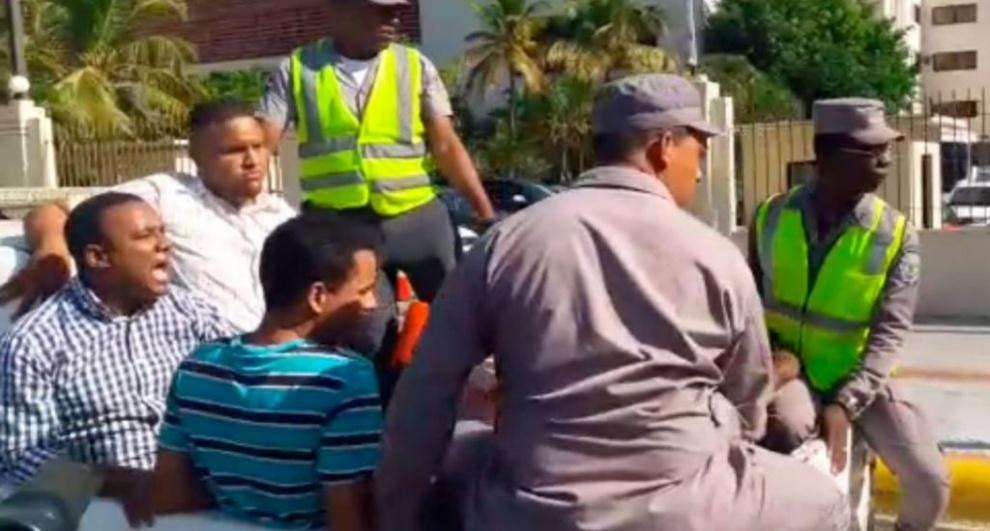 FALPO advierte que se mantendrá en las calles reclamando la libertad de los jóvenes presos