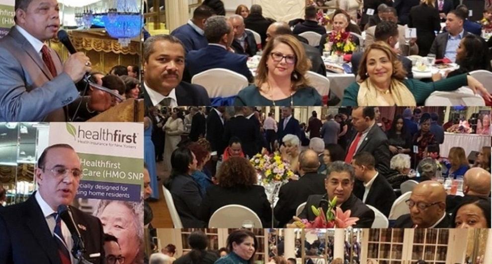 Festejan en NY nacimiento Duarte; Quique Antún exhorta a dominicanos convertirse en centinela de la patria