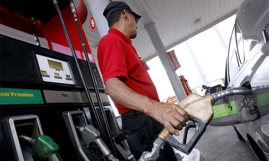 Precios en los combustibles registran rebajas