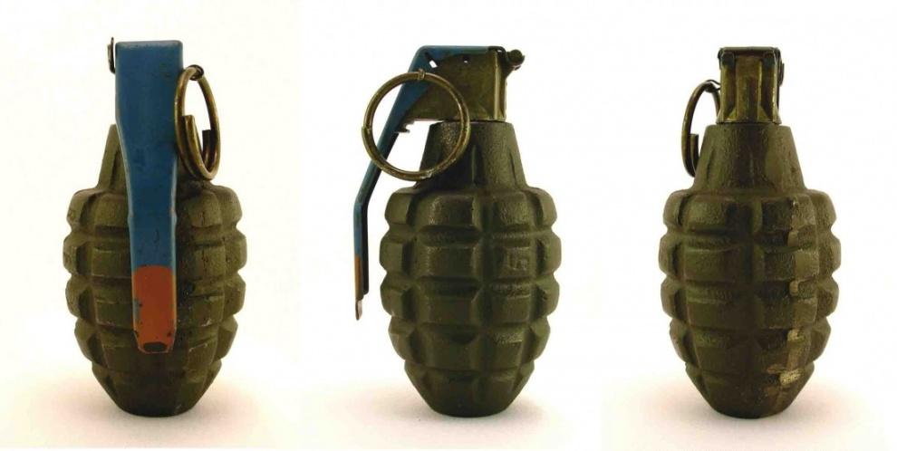 Denuncian robo de 37 granadas de la fortaleza del Ejército Nacional