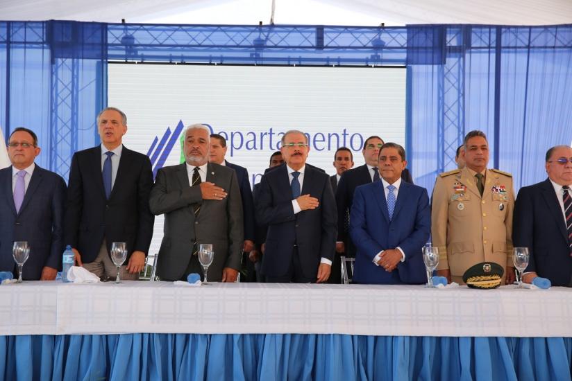 Danilo deja en operación terminal aeroportuaria más moderna del Caribe y Centroamérica: Helipuerto de Santo Domingo
