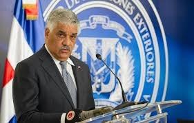 Canciller Miguel Vargas reaccionaycalifica como un rumor posible exclusión del país del DR-Cafta