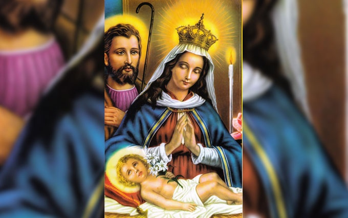 Misa en honor a la Virgen de la Altagracia, patrona de los dominicanos residentes en España