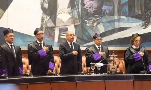 Presidente de la Suprema Corte valora su desempeño al frente del Poder Judicial en siete años