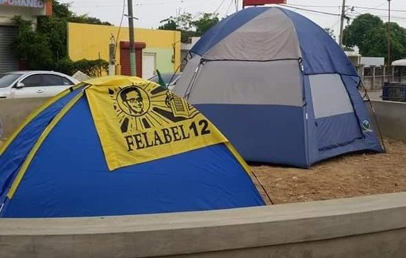 En el municipio de Esperanza, el FALPO instalará campamento este martes