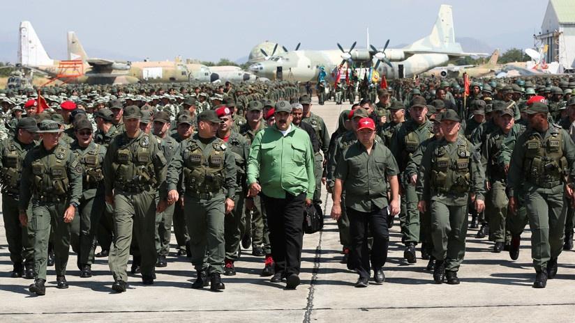 Venezuela pone en marcha