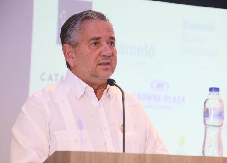 Roberto Henríquez, enfocado en elevar potencial turístico de Santo Domingo