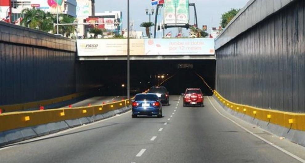 Cerrarán túneles y elevados para labores de mantenimiento desde el lunes hasta el próximo viernes