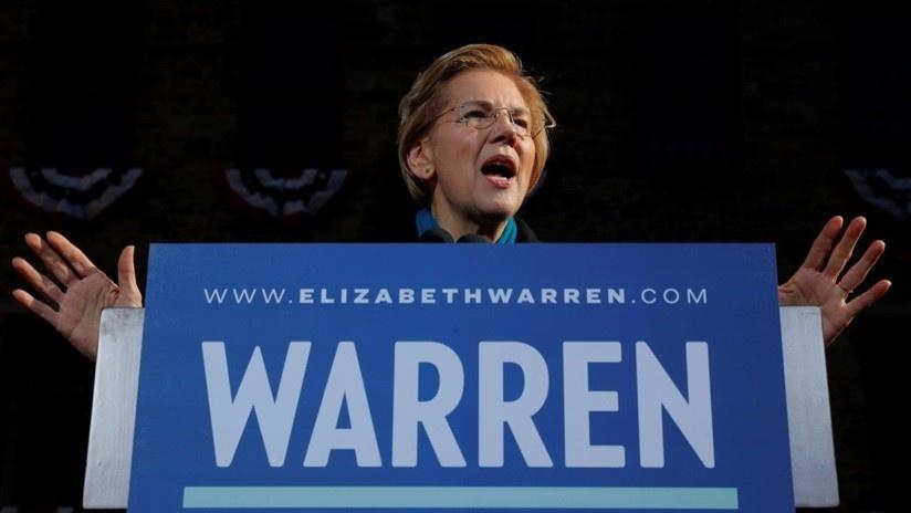 ¿Quién es Elizabeth Warren, envuelta en un escándalo por su supuesta sangre indígena, que desafiará a Trump en el 2020?