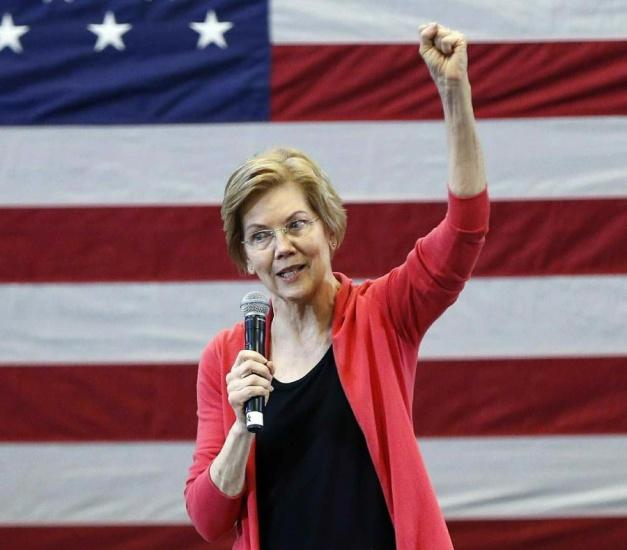 Elizabeth Warren se dispone a lanzar su candidatura presidencial