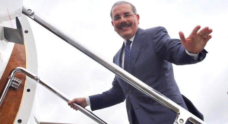 Danilo Medina partirá este lunes hacia Italia; participará en 42° sesión Consejo Gobernadores del FIDA