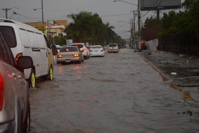 Lluvias caídas por vaguada en gran parte del territorio nacional podrían aliviar la fuerte sequía