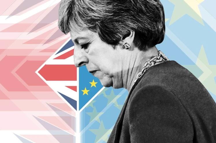 Parlamento británico rechaza Brexit sin acuerdo