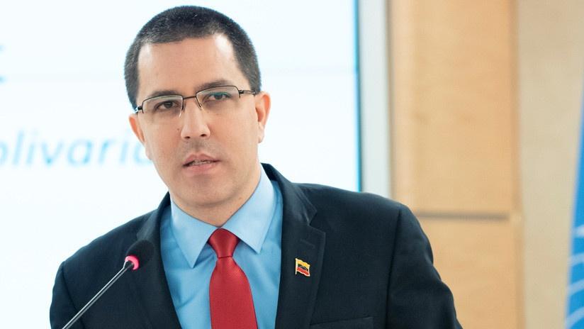 El Gobierno venezolano da 72 horas al personal diplomático estadounidense para abandonar el territorio