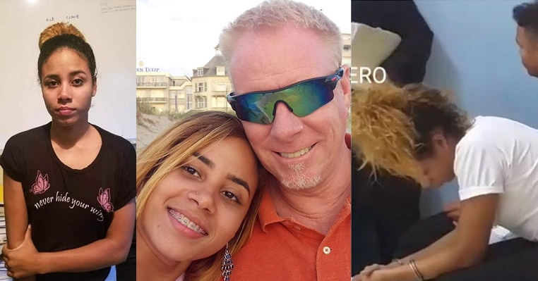Prisión preventiva de un año contra esposa de holandés asesinado en Puerto Plata