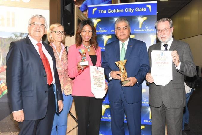 Reconocen y premian a República Dominicana en la ITB Berlín