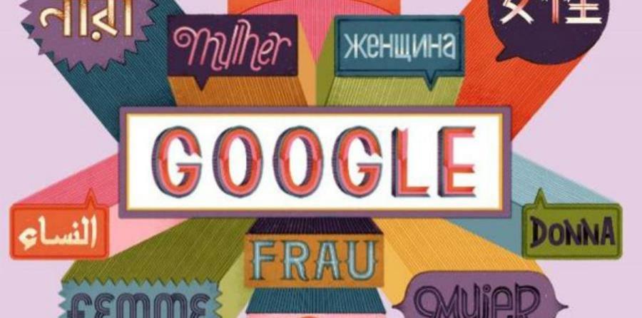 Así celebra Google el Día Internacional de la Mujer ; Melissa Crowton fue la que hizo el diseño completo del Doodle.