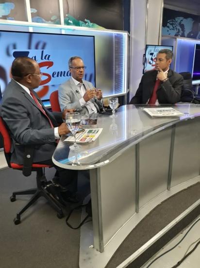 César Mella afirma el IDSS fue convertido en un antro de corrupción; dice su ARS vendía a los pacientes sanos