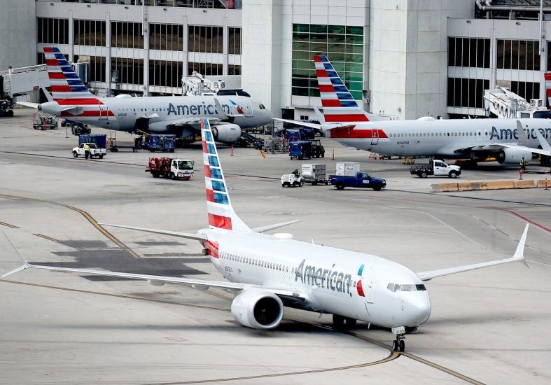 Tres aerolíneas operan RD usan Boeing 737 Max 8
